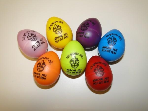 Egg Shaker - Starterset