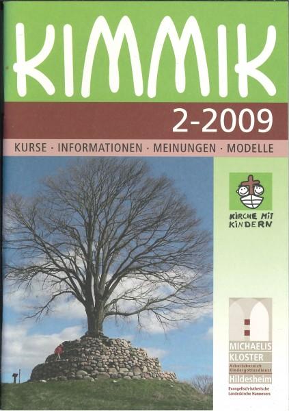 Kimmik 02-2009 - Fachzeitschrift für Kirche mit Kindern