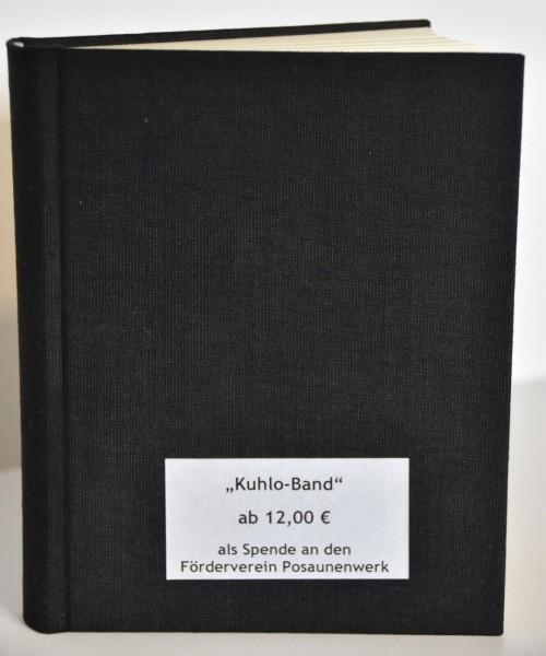 Kuhlo, Posaunenbuch 1881 Notenausgabe