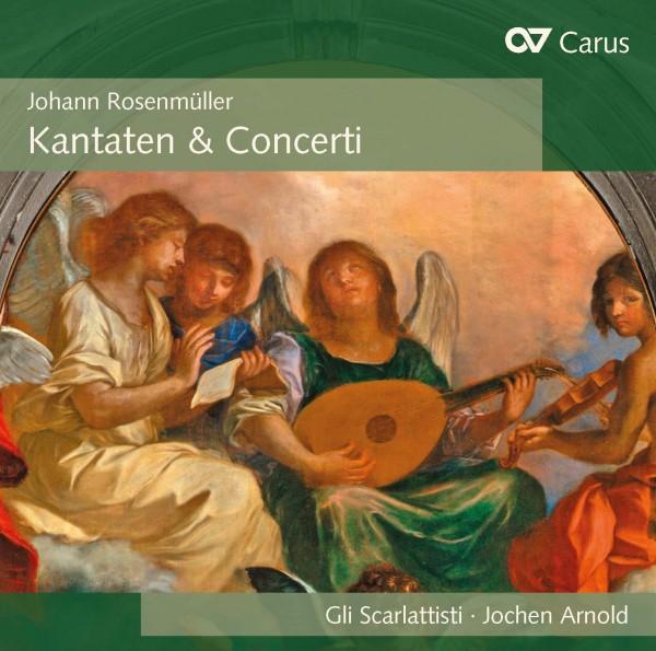 Kantaten & Concerti - Johann Rosenmüller
