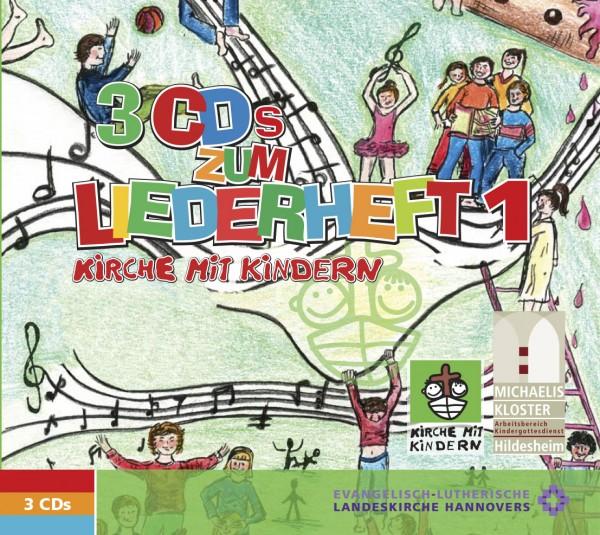 """KIMMIK-Praxis 36M """"Mitsinge CD"""" zu Liederheft Kirche mit Kindern 1"""