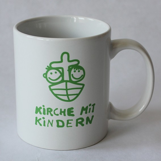 Kindergottesdienst-Tassen