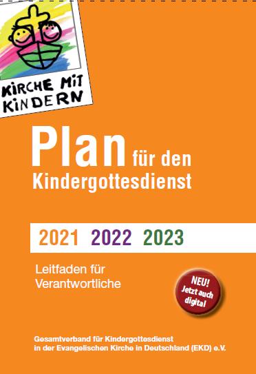 Plan für den Kindergottesdienst 2021-2023