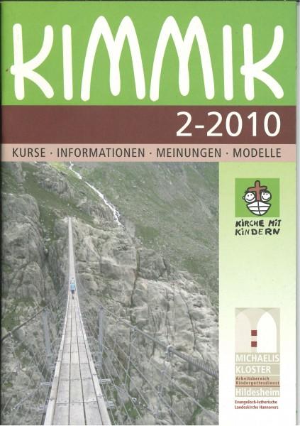 Kimmik 02-2010 - Fachzeitschrift für Kirche mit Kindern