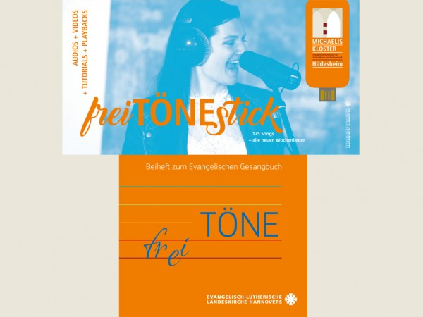 freiTöne Liederbuch + freiTöneStick
