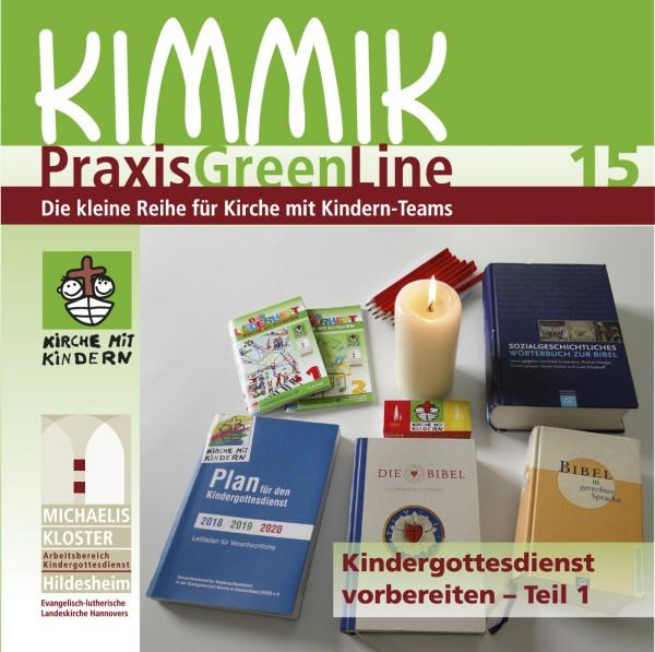 KIMMIK-PraxisGreenLine 15