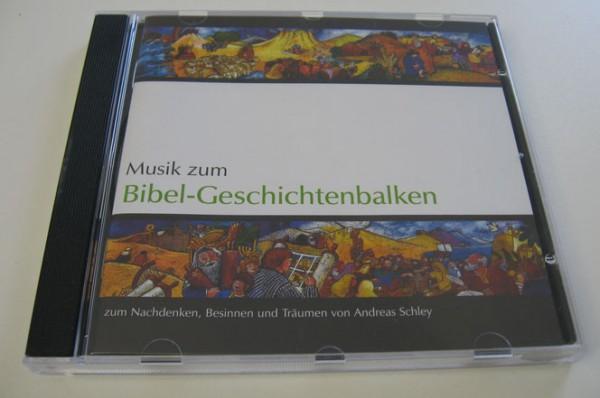 Bibel-Geschichtenbalken CD-Musik
